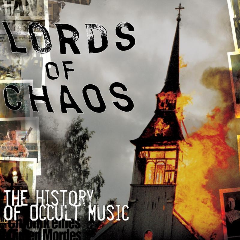 Various Artists - Lords Of Chaos - Geschichte der okkulten Musik CD-2 (INDEX 002 E)