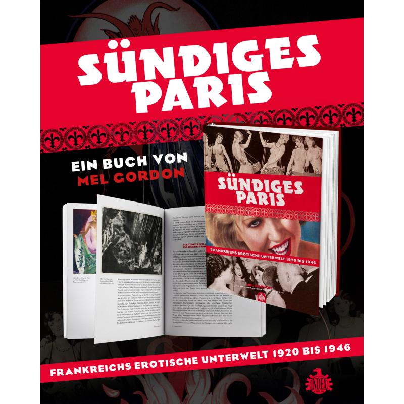 Gordon, Mel - Sündiges Paris Book